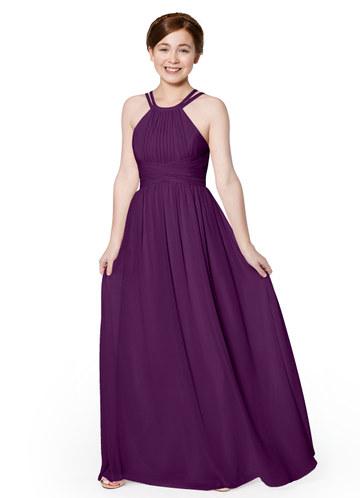 91e0b59f8d8 Azazie Melinda Junior Bridesmaid Dress ...