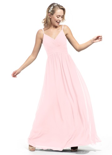 177c7e0a3692 Blushing Pink Bridesmaid Dresses | Azazie