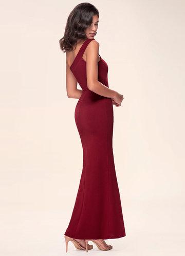 back_Blush Mark Iconic {Color} Maxi Dress