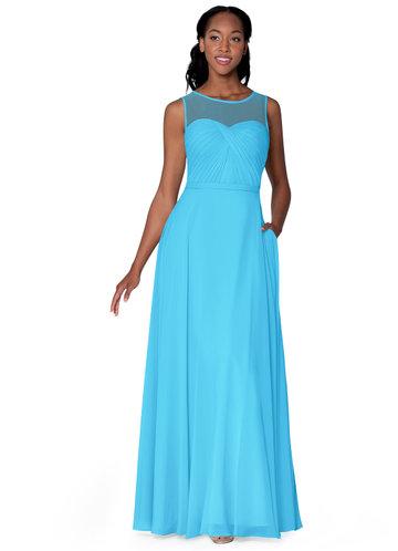 Azazie Justine Bridesmaid Dress