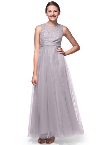 Azazie Georgette Junior Bridesmaid Dress
