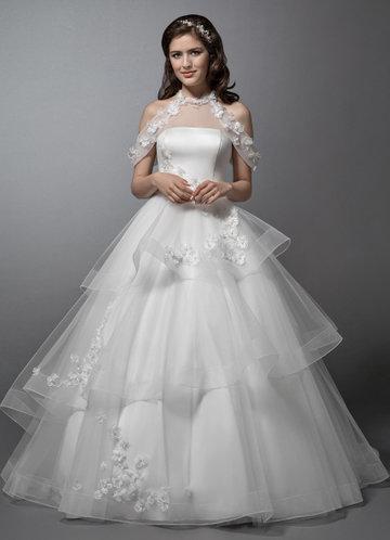 Azazie Wilder Wedding Dress