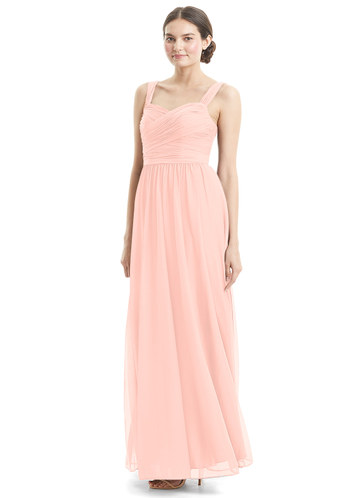 Azazie Sky Bridesmaid Dress