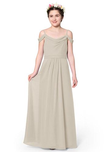 Azazie Alivia Junior Bridesmaid Dress