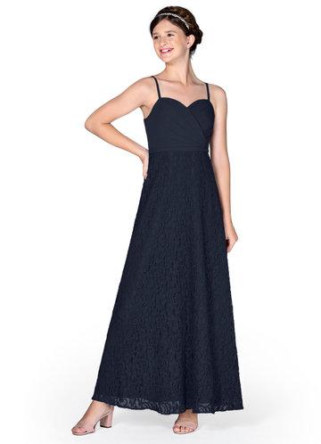 Azazie Landon Junior Bridesmaid Dress