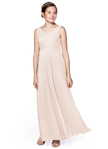 Azazie Una Junior Bridesmaid Dress