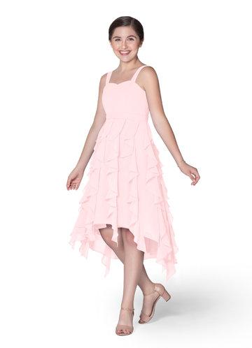 Azazie Nicolette Junior Bridesmaid Dress