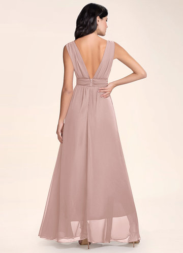 back_Blush Mark Dancing Queen {Color} Maxi Dress