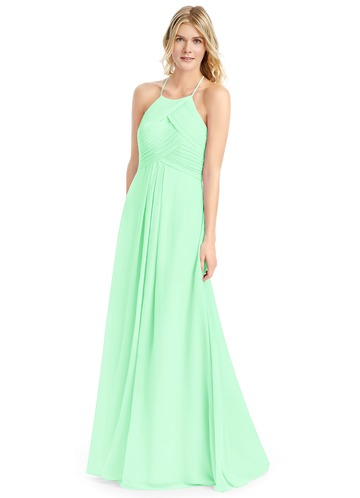Mint Colored Bridesmaid Dresses | Mint Green Bridesmaid Dresses Azazie