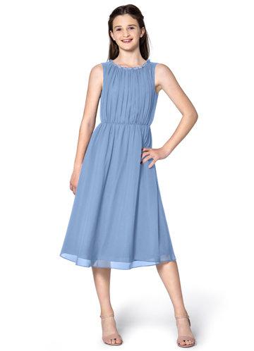 Azazie Rowan Junior Bridesmaid Dress