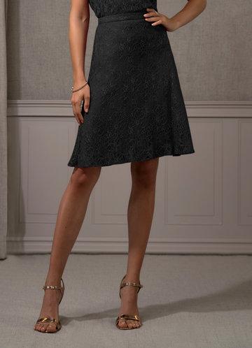 Azazie Asher Skirt