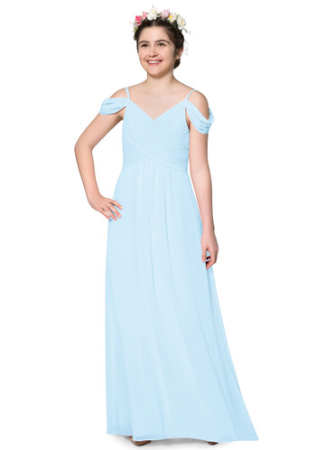 Azazie Kinsley Junior Bridesmaid Dress