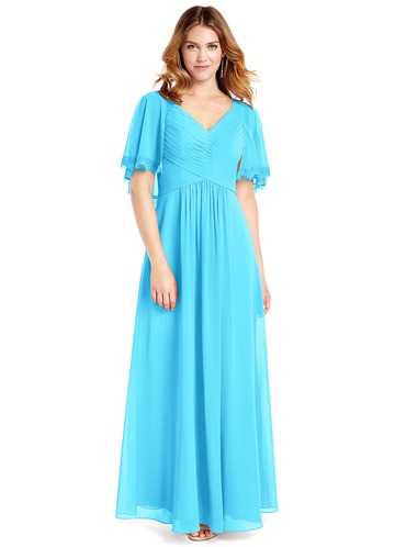 Azazie Fern Bridesmaid Dress