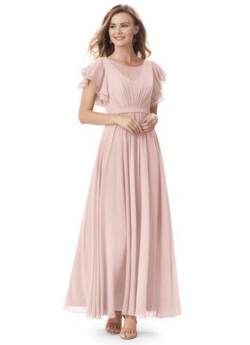 Azazie Daphne Modest Bridesmaid Dress