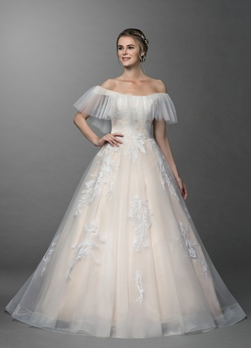 Azazie Griselda Wedding Dress