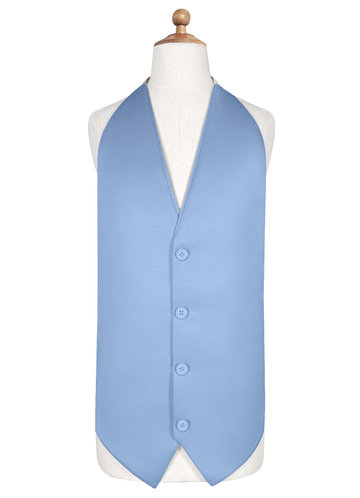 Gentlemen's Collection Boy's Matte Satin Vest