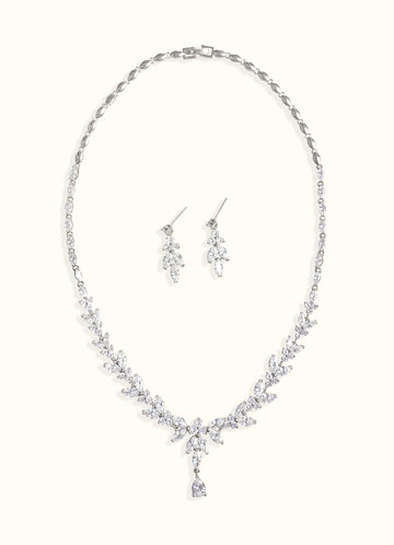 front_Laurel Leaf Jewelry Set