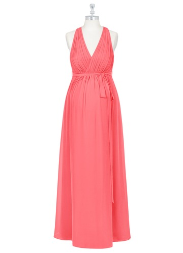 Azazie Athena Maternity Bridesmaid Dress