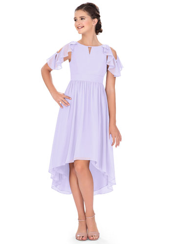 Azazie Strawberry Junior Bridesmaid Dress