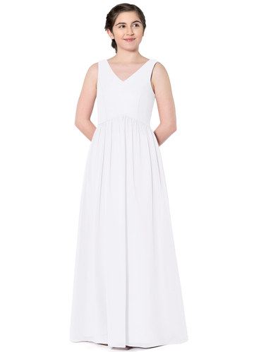 Azazie Oceana Junior Bridesmaid Dress