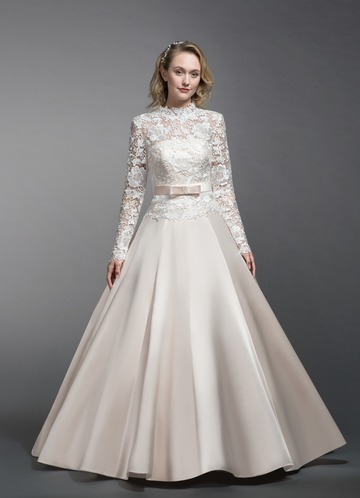 Azazie Sybil Wedding Dress