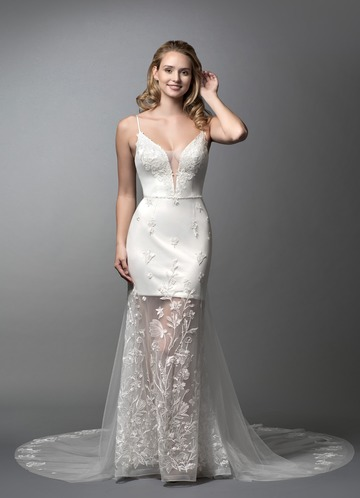 Azazie Brinley Wedding Dress