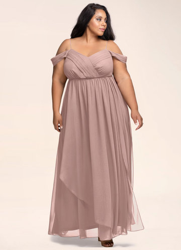 front_Blush Mark Philosophy Of Love {Color} Maxi Dress