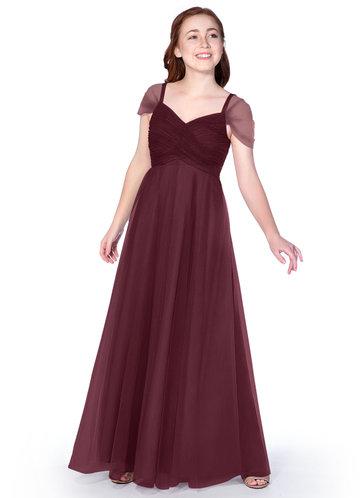 Azazie Jeyne Junior Bridesmaid Dress