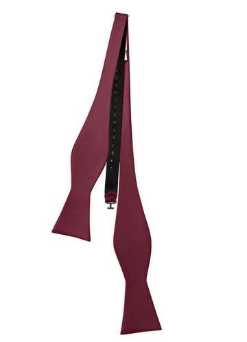 Gentlemen's Collection Matte Satin Bow Tie