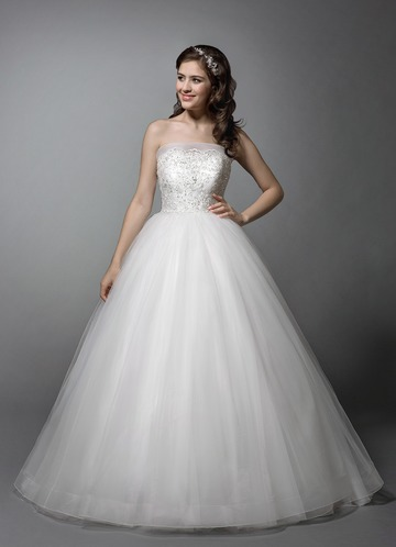Azazie Fannie Wedding Dress