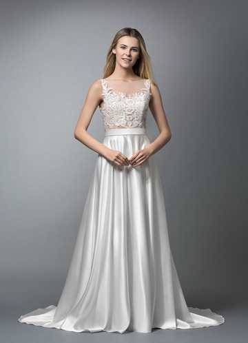 Azazie Vienna Wedding Dress