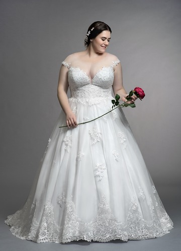 5bfa0fbefa1 Azazie Angelique Wedding Dress Azazie Angelique Wedding Dress. Plus Size  Available