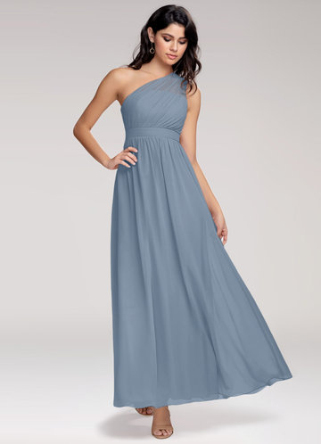 Magical Day Dusty Blue Maxi Dress