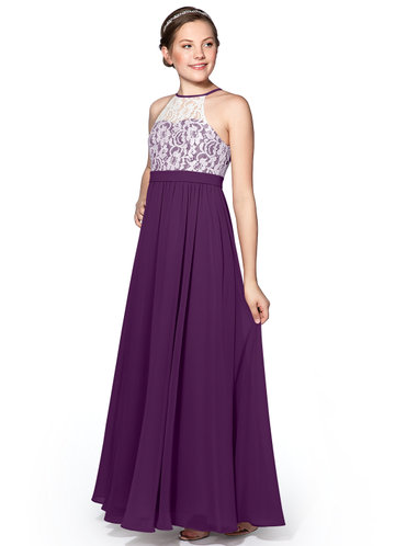 Azazie Fahari Junior Bridesmaid Dress