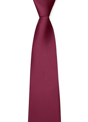 back_Gentlemen's Collection Matte Satin Wide Tie