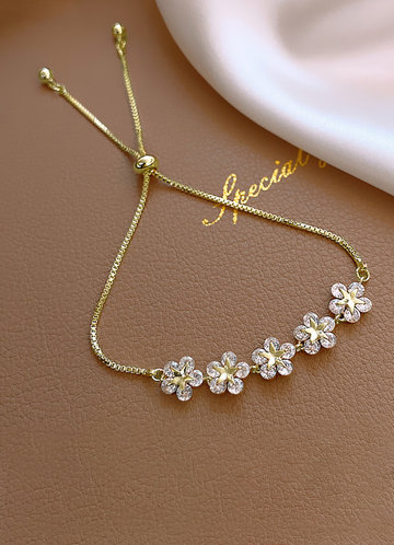 front_Flower Power Bracelets