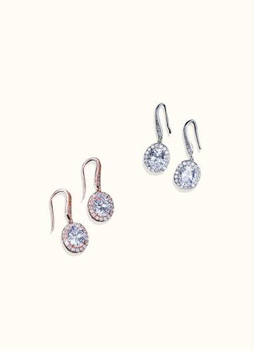 front_Olivia Crystal Drop Earrings
