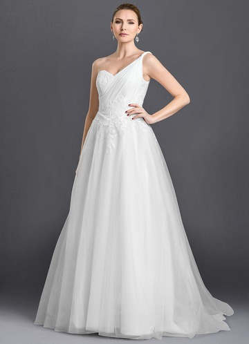 Azazie Courtney Wedding Dress