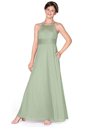 Azazie Gabbie Junior Bridesmaid Dress