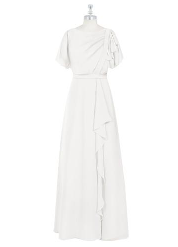 Azazie Aaliyah Modest Bridesmaid Dress