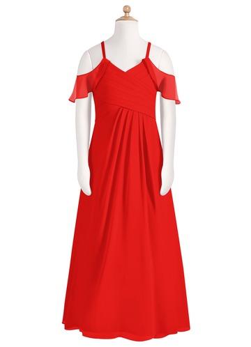 Azazie Dakota Junior Bridesmaid Dress