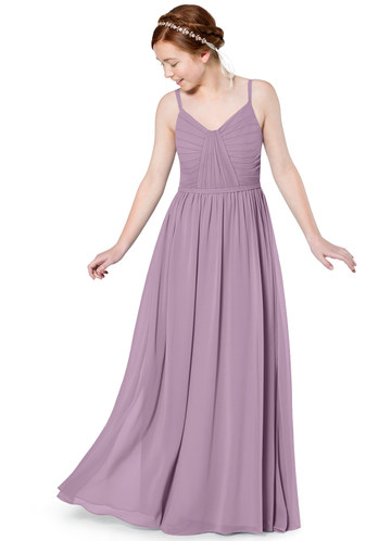 Azazie Callie Junior Bridesmaid Dress
