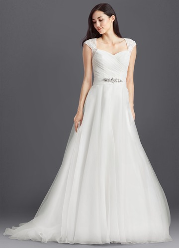 Azazie Farrah Wedding Dress