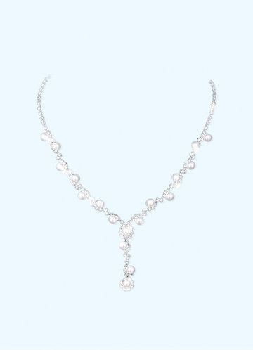 back_Pearly Night Jewelry Set