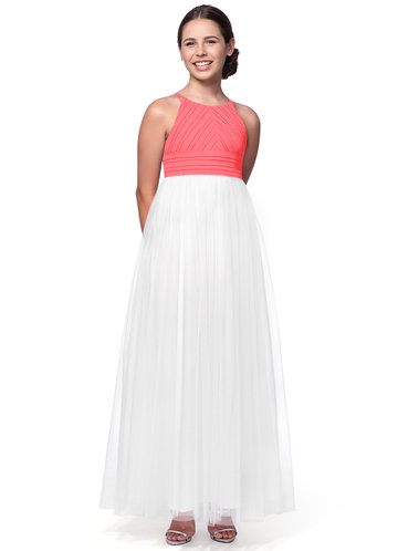 Azazie Brenna Junior Bridesmaid Dress