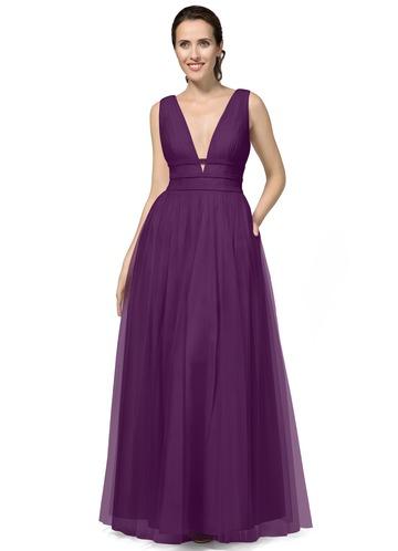 Azazie Katana Bridesmaid Dress