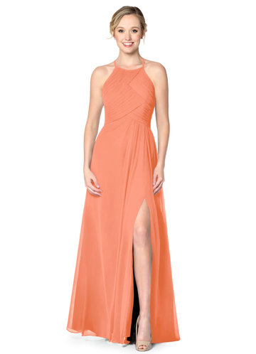 Azazie Ginger Allure Bridesmaid Dress