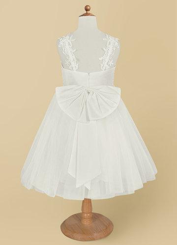 front_Azazie Ellison Flower Girl Dress