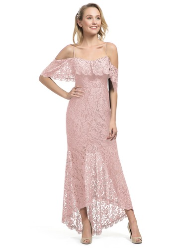 Azazie Lacy Bridesmaid Dress