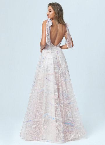 back_AZ Ethereal Summer Prom Dress